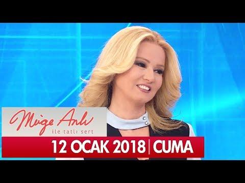 Müge Anlı ile Tatlı Sert 12 Ocak 2018 - Tek Parça