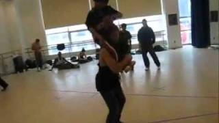 Behind the Scenes Step Up 3d House of GWAI w/ Bgirl Peppa