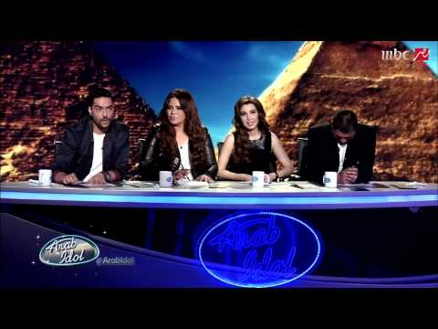Arab Idol - episode 2