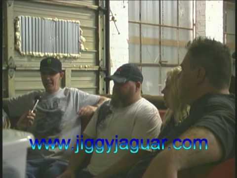 Skinny with Jiggy Jaguar Blue Goat Salina Kansas pt1