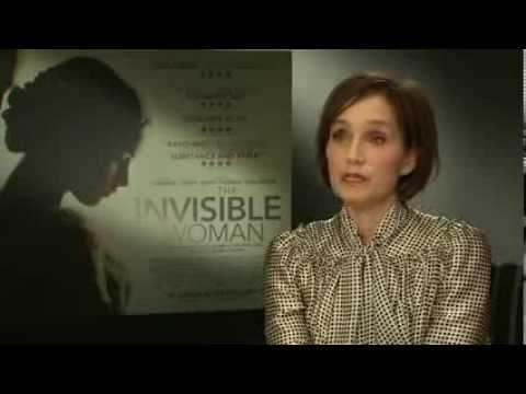 Kristin Scott Thomas Interview - The Invisible Woman