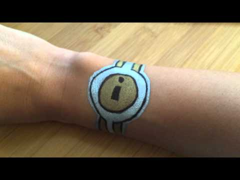 The Apple Watch!