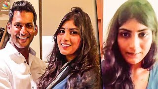 Stop Asking When Is His Marriage ?? | Vishal & Anisha Reddy Engagement | Hot News