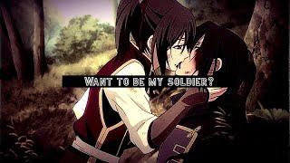Hakuouki - Soldier?AMV?