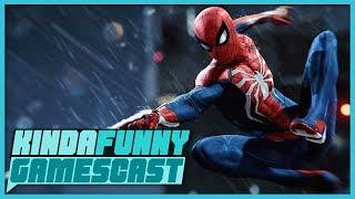 Spider-Man PS4 Spoilercast (w/Bryan Intihar) - Kinda Funny Gamescast Special
