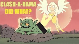Clash-A-Rama's Sexy New Animation... For Kids???