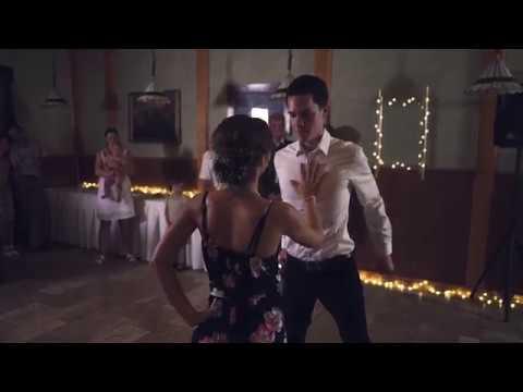 West coast swing esküvői tánc