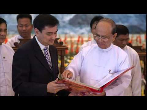 2 Myanmar editors fined for insulting President Thein Sein