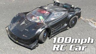 100mph RC Car