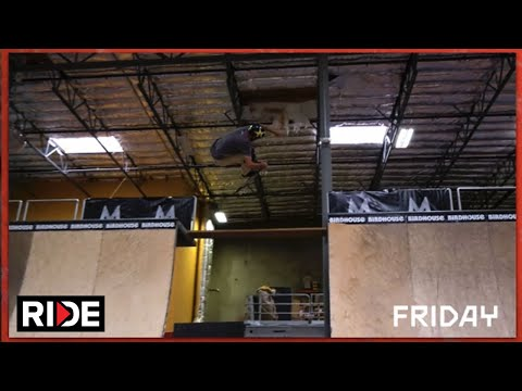 MasterClass Presents Tony Hawk's NBD/Best Trick Challenge: Day 3