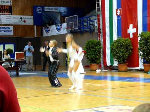 Helena Gutnik & Jaka Juznik - World Cup Oberwart 2007