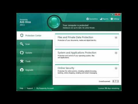 Top 5 Best Antivirus Programs 2011
