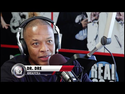 "Dr. Dre Talks N.W.A Biopic ""Straight Outta Compton"" & The Making Of ""Nuthin' But A G Thang""(VIDEO)"