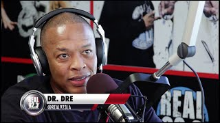 Dr. Dre FULL INTERVIEW (Part 1) | BigBoyTV
