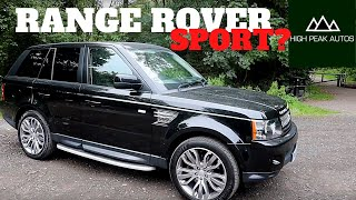 Should You Buy a Used Range Rover Sport? (Test Drive and Review)