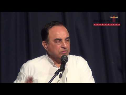 The Descent of Air India Book Launch: Chief Guest Dr Subramanian Swamy