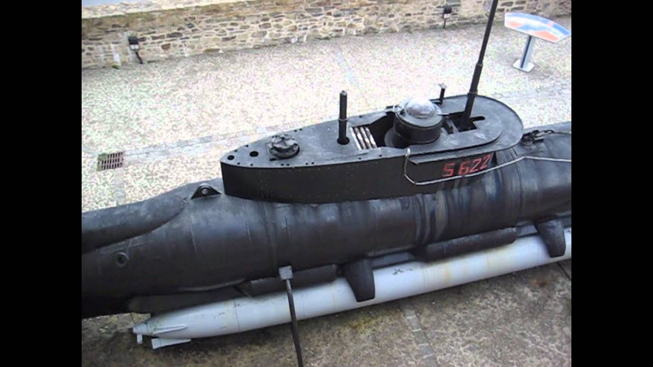 Seehund midget submarine join. And