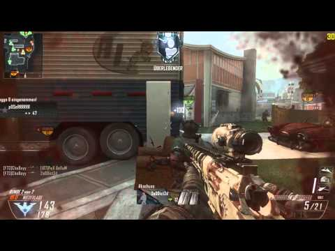 Black Ops 2 Sniper killed all campers