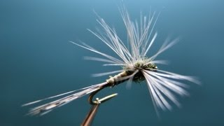 "[HD] Fly tying / BWO Hackle Stacker. BWOハックルスタッカーをフライタイイング / フライフィッシング ""FlyTier"