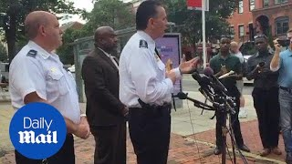 DC police share updates on the jogger who was fatally stabbed