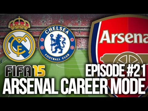 Fifa 15: Arsenal Career Mode #21 - Mission Impossible! video