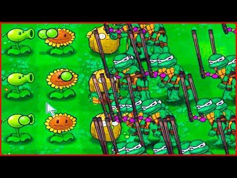НОВАЯ ВЕРСИЯ  Игры Растение против зомби new version Plants Vs Zombies