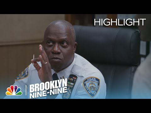 Holt's Thoughts On Food | Season 2 Ep. 9 | BROOKLYN NINE-NINE