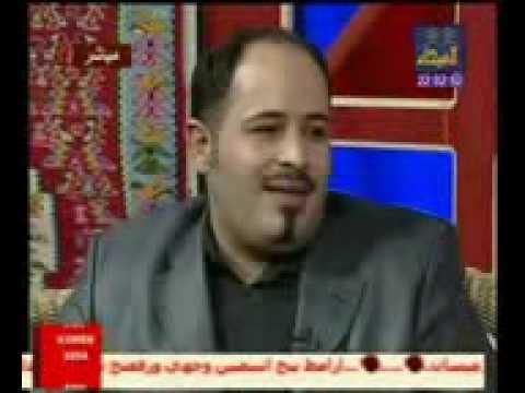 مساجلة شهد الشمري+ مالك الحزين2