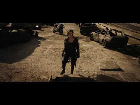 L'Arc-en-Ciel×「バイオハザード:ザ・ファイナル」 吹替版主題歌「Don't Be Afraid」コラボMV