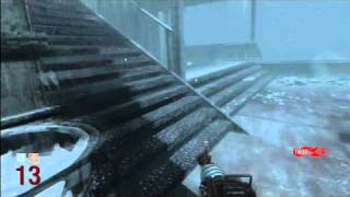Black Ops Zombies Call Of The Dead How To Sling Shot George A Romero LOL