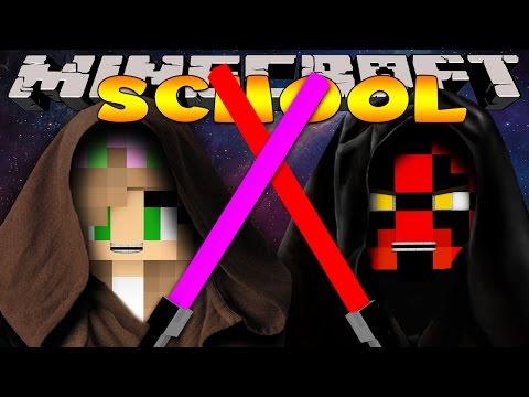 Minecraft School : STAR WARS MISSION!