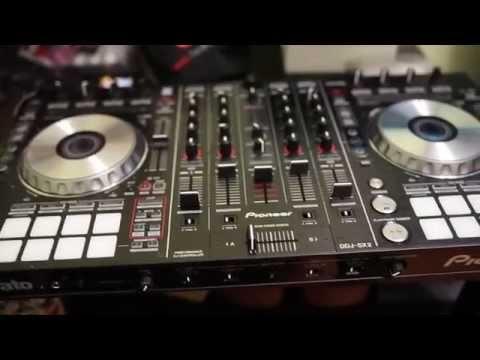 Обзор/Review/Unboxing - Pioneer DDJ-SX2 Serato DJ Controller | 720HD