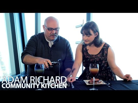 COMMUNITY KITCHEN - EPISODE #2.10 - ADAM RICHARD @ THE EUREKA SKYDECK SOUTHBANK