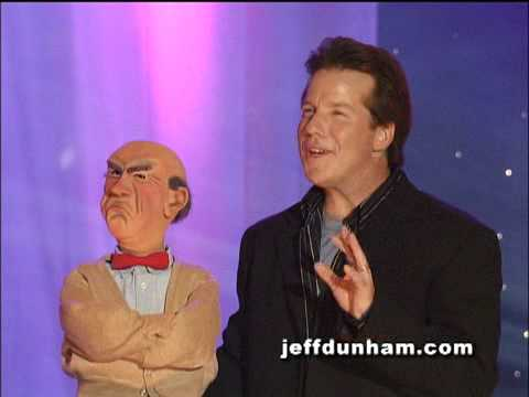 Jeff Dunham - Arguing with Myself - Walter