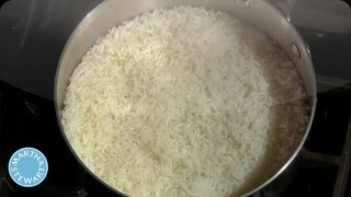 White Rice Stovetop Method - Martha Stewart
