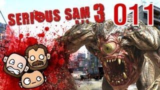 LPT: Serious Sam 3 #011 - der Pinky und der Brain [720p] [deutsch]