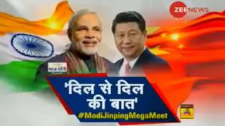 Modi Xi Jinping Meeting | India China War and Trade Comparison