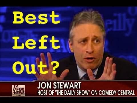 Fox News Edits Out Jon Stewart Beating Bill O'Reilly?