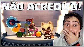 FUI RECOMPENSADO! 😻 CATS: Crash Arena Trubo Stars #58