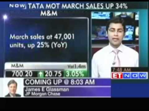 Tata Motors and M&M record highest monthly sales