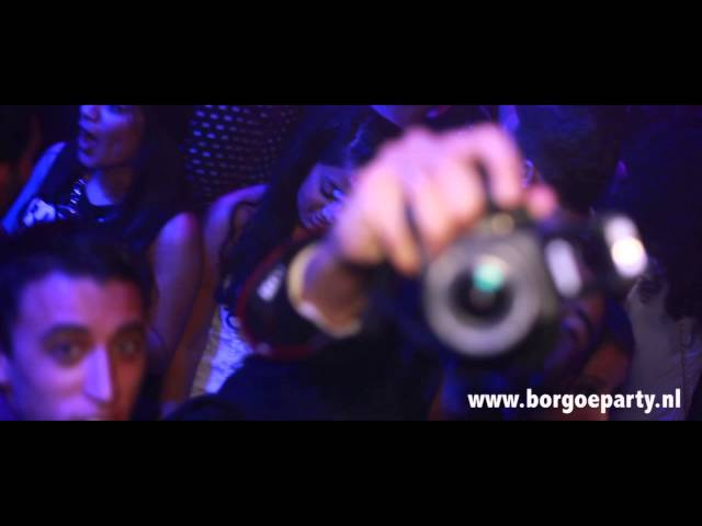 Aftermovie Borgoe Party Hotel Arena Amsterdam