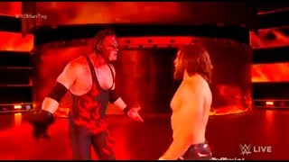 Funny moment Daniel bryan and kane copied each other's style 2018 extreme rule