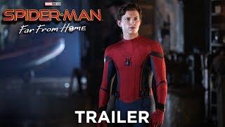 SPIDER-MAN: FAR FROM HOME - Trailer 2 - Ab 4.7.19 im Kino!