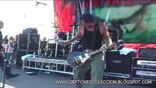 Disturbed - 2001.08.11 - Ozzfest, PNC Bank Arts Center, Holmdel, New Jersey