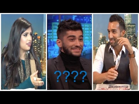 Zayn Malik and Sham Idrees are cousins?! (