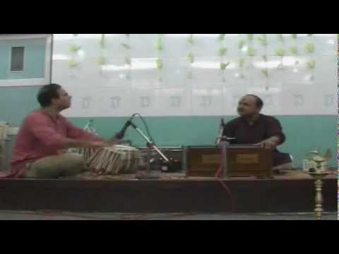Pt. Prakash Chitnis - Solo Harmonium - Dhun Raag Bhairavi