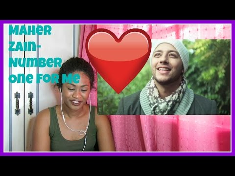 Maher Zain-Number One For Me | Reaction
