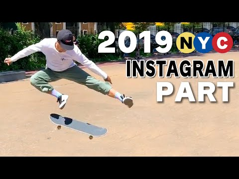 John Hill Instagram Part 2019 *NYC*