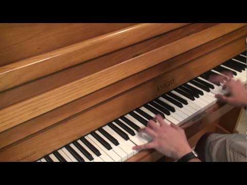 Lady GaGa ft. Beyonce - Telephone Piano by Ray Mak