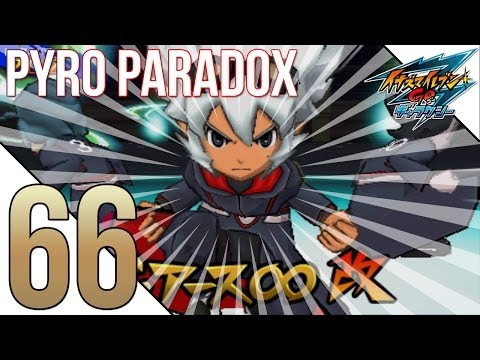 Inazuma Eleven Go 3 Galaxy Pyro Paradox Episode 66
